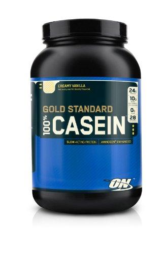 Optimum Nutrition Casein Protein Vanilla 909g
