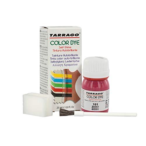 Self Shine Color Dye 25 ml | Tinte para Zapatos y Accesorios Autobrillante | Cubre Rozaduras y Desgastes del Calzado