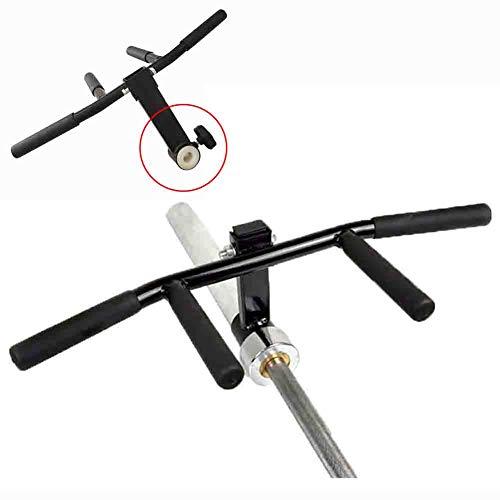 T Bar Row Grip Landmines Handle Bar Attachment,Fits 1
