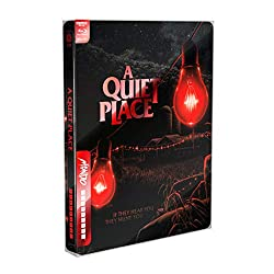 Amazon Opens Pre-Orders For A Quiet Place 4K UHD Steelbook Edition