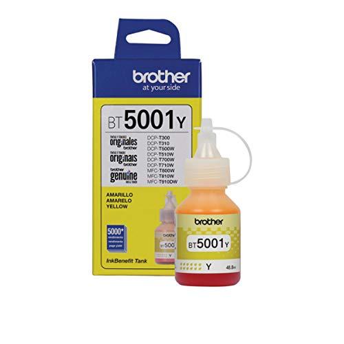 Brother BT5001Y Cartucho Laser, 5000 Paginas