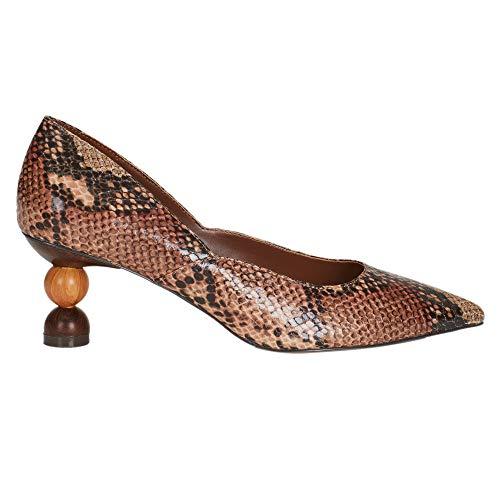 Parfois - Zapatos Tacón Medio Heel Sculpture - Mujeres