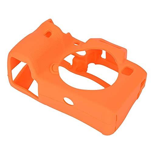 Proteja la Cubierta y el Teclado del rasguño y la abrasión. Uso fácil de Todos los Botones de función Caja de la cámara, para Sony A7 M3