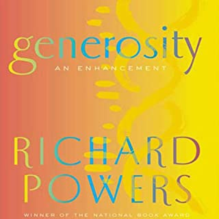 Generosity audiobook cover art