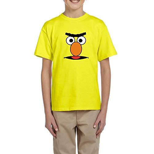 Elmo Epi Barrio Monstruo Cookies Blas Gustavo - Camiseta Manga Corta niño (9-11)