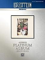 Led Zeppelin - Presence Platinum Bass Guitar: Authentic Bass Tab (Alfred's Platinum Album Editions)