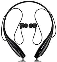 LIMTAS Pro Wireless Bluetooth Earphone with Mic (Black)