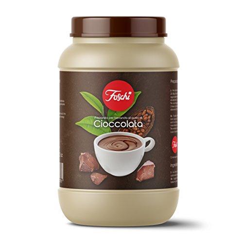 Foschi Caffè Preparato Al Cacao In Polvere per Bevanda alla Cioccolata Calda - 1 Kg
