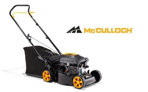 Rasaerba/Tagliaerba a scoppio semovente/trazionato McCulloch - M46-110R Classic