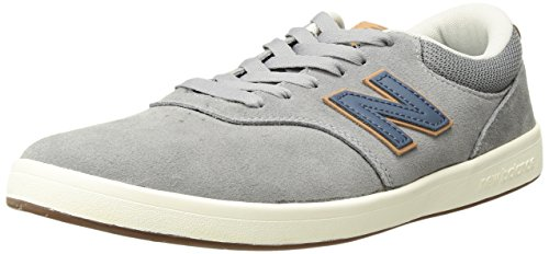New Balance Men's All Coasts 424 V1 Sneaker, Grey, 10 2E US