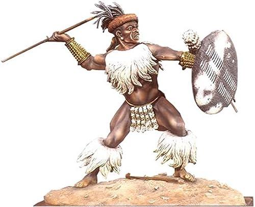 Andrea Miniatures S8-F12 Zulu Warrior (Isandlwana 1879)