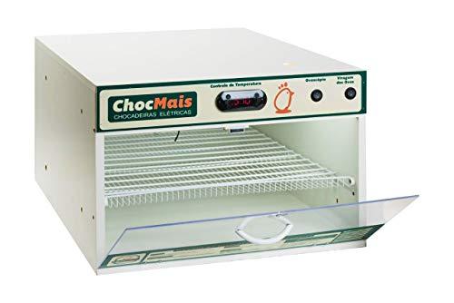 Chocadeira Automática 110 a 120 Ovos Com Ovoscópio 127V