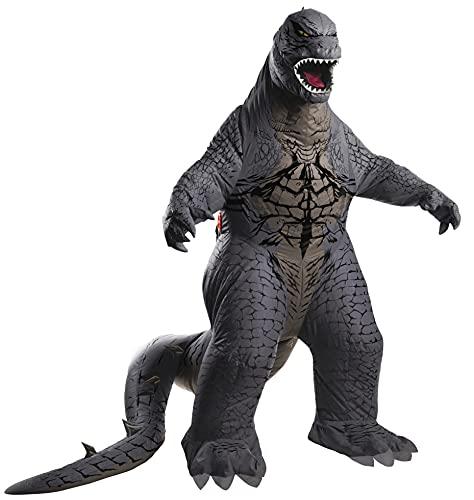 Rubie's II Child's Godzilla Vs Kong Godzilla Inflatable Costume, One Size