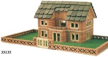 Casa Keranova de ladrillos en kit de construcción. Keranova ...
