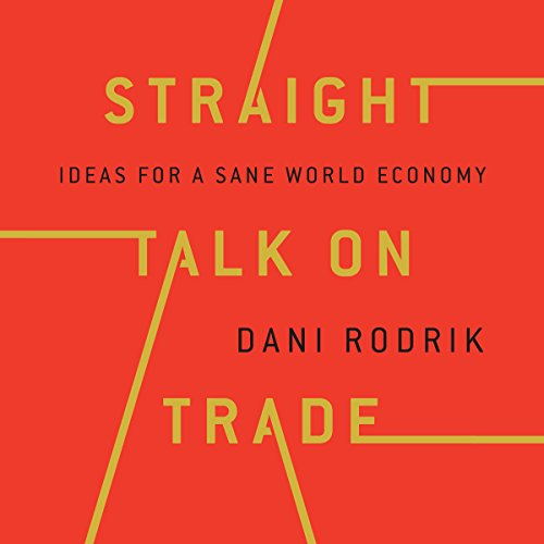 Straight Talk on Trade audiobook cover art