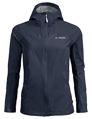 Preisvergleich Produktbild Vaude Damen Jacke Women's Skarvan Softshell Jacket II,  Eclipse,  40,  41814