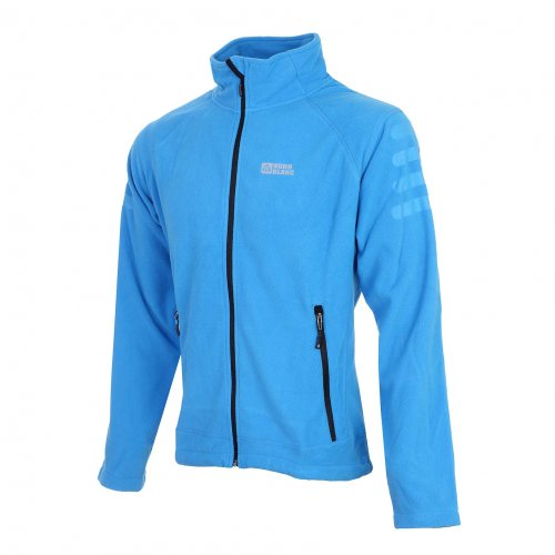 NORDBLANC Me Fleece Jacke SeverL, vintage blue