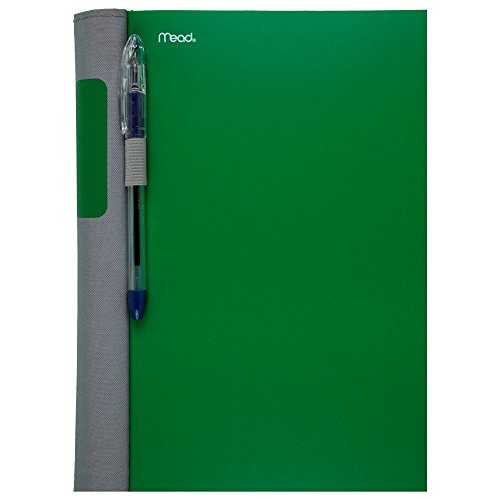 """Five Star Advance Spiral Notebook, 3 Subject, College Ruled Paper, 150 Sheets, 11"""" x 8-1/2"""", Green (73136) Photo #3"""