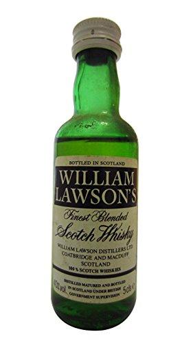Blended Malt - William Lawson's Finest Blended Scotch Miniature - Whisky