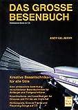 Das grosse Besenbuch(Schlagzeug): Schlagzeuglehrbuch mit CD - Andy Gillmann