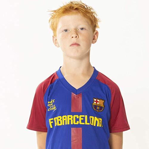 FC Barca thuis tenue - Officieel FC Barcelona product - Barca shirt en broek