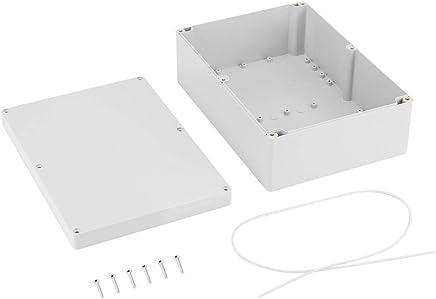 HoganeyVan Battery Storage Box Waterproof 100 x 68 x 50mm Plastic Electronic Project Box Enclosure Case DIY Enclosure Instrument Case