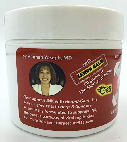HERP-B-GONE - Herpes, Cold Sores and Shingles: Suppress Herpes and Live Life on Your Terms