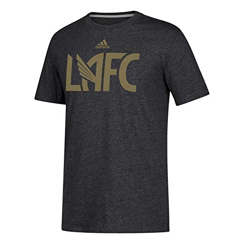adidas Herren Los Angeles FC Alternate Locker Room SS Tee, Herren, Team Color,...