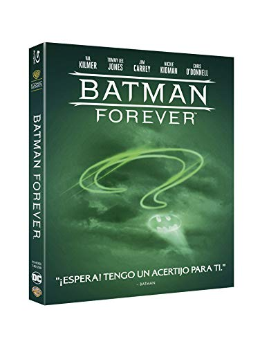 Batman Forever Blu-Ray - Iconic [Blu-ray]