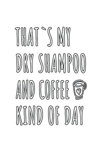 Shampoo e caffè -Dipendente dal caffè: Din A6 Coffee Addict Notebook Caffeinismo regalo con 120 pagine
