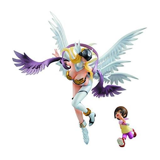 Megahouse Digimon Adventure: Angewomon & Hikari G.E.M. PVC Figure by Megahouse