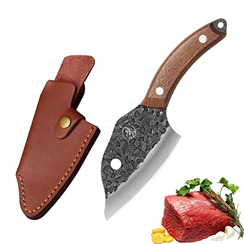 Cuchillo de matanza de peces, cuchillo de corte de pescado, carne de vacuno y cuchillo de deshuesamiento de cordero, cuchillo de segmentación de cocina, cuchillo de carne, cuchillo de corte de vegetal