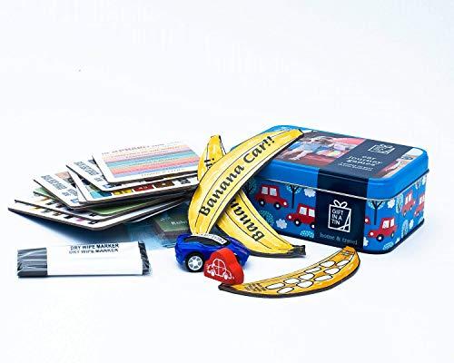 Cadeau dans une boîte - voyage en voiture Jeux
