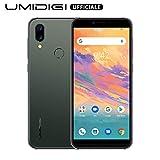 UMIDIGI A3S, 2020 Smartphone Offerta del Giorno 5.7 pollici, Cellulari Android 10, Triplo Slot, 256GB Espandibili Offerte Cellulari, 16MP+5MP Camera, 2GB +16GB, 3950mAh - Verde