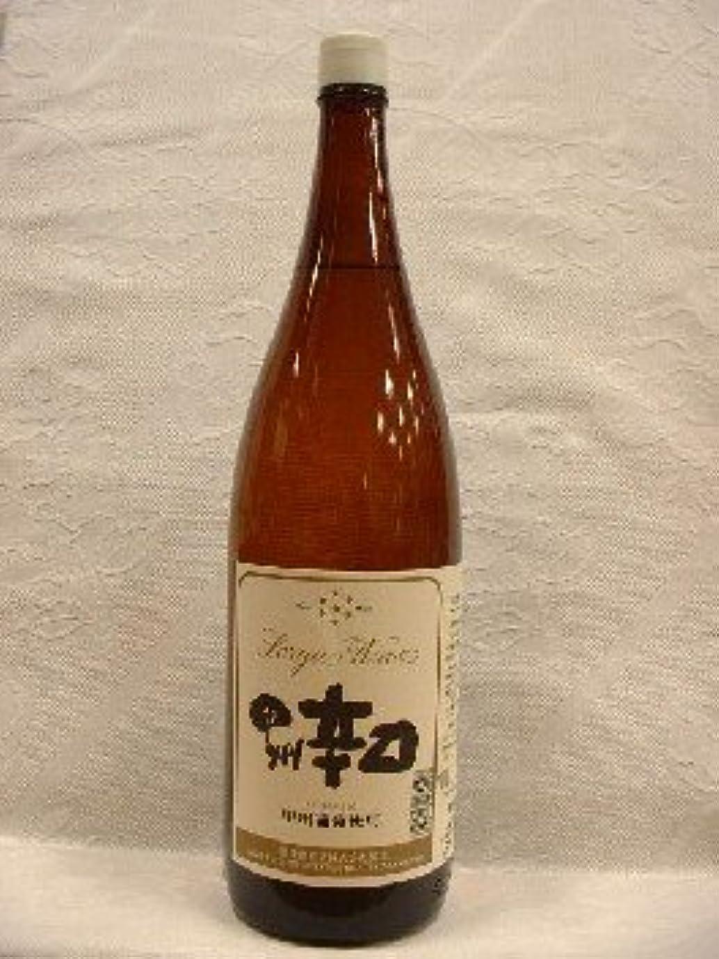 あいにく導入する焦げ蒼龍葡萄酒 甲州 辛口 [ 白ワイン 超辛口 日本 1800ml ]