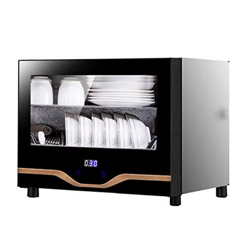 YangJ Desinfektionsschrank Haushalt Vertikal, Mini-Geschirr Hochtemperatur-Tischplatte Tischplatte (Spannung: 220V / Leistung: 300W)
