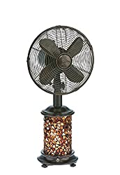 DecoBREEZE Oscillating Table Fan