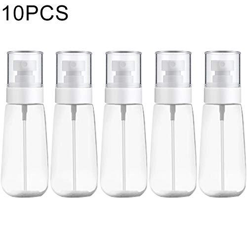 YANUNK 10 PCS Bouteille de Lotion de Distribution de Parfum, 100ml (Couleur : Transparent)