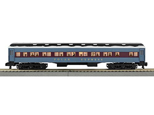 Lionel The Polar Express Electric S Gauge American Flyer Model Train Set w/ Remote and Bluetooth Capability