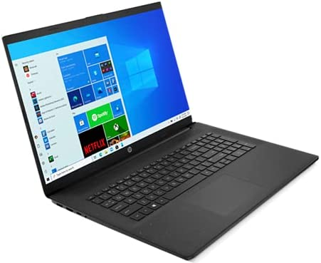 """2021 Newest HP 17t Laptop, 17.3"""" HD+ Non-Touch Display, 11th Gen Intel Core i7-1165G7 Quad-Core Processor, 16GB DDR4 RAM, 512GB PCIe NVMe SSD, Webcam, HDMI, Wi-Fi 5, Bluetooth, Windows 10 Home, Black WeeklyReviewer"""