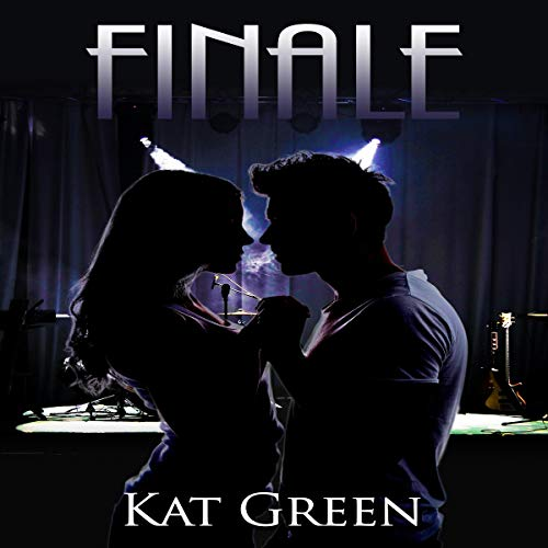 Finale (A Rockstar Romance Thriller)  By  cover art