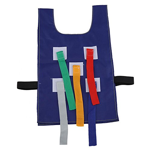 Read About FTVOGUE Kids Outdoor School Pull Tails Games Vest Children Educational Kindergarten Equip...