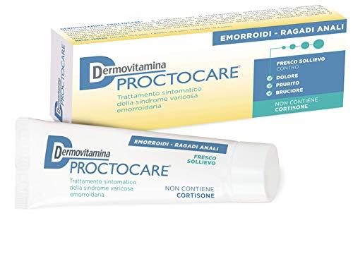 Dermovitamina Proctocare Crema - 30 ml