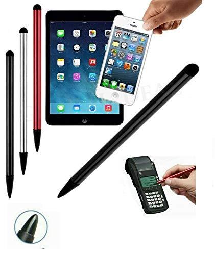 Lápiz capacitivo para tablet Samsung PDA iPhone, iPad y GPS, color negro