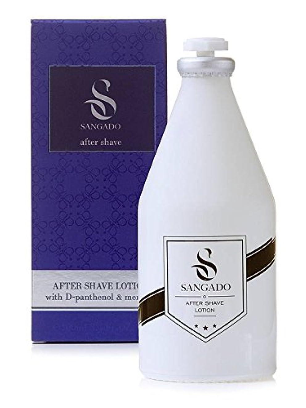 ボット衝突コース早熟SANGADO Fragrances Aftershave Men Sangado Invincible, 100 ml