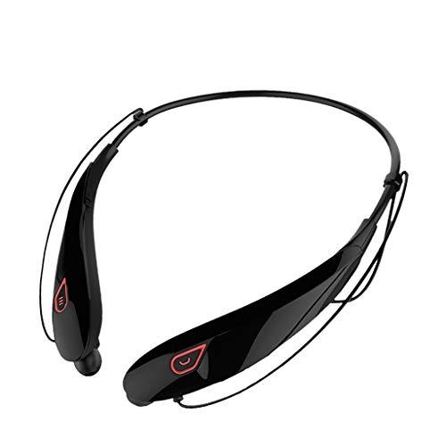 OPAKY Bluetooth Wireless Headset Stereo Kopfhörer Kopfhörer Sport Universal Handfree,für iPhone, iPad, Samsung, Huawei,Tablet usw