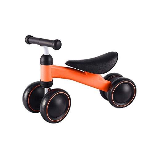 DRAGDS Baby Stollers Lightweight Baby Strollers Baby Balance Bike, Push Bicycle sin Pedal, Caja Fuerte Y Cómodo para Niños Pequeños, Mini Triciclo de Entrenamiento, Estructura Estable, Primera Bicicl