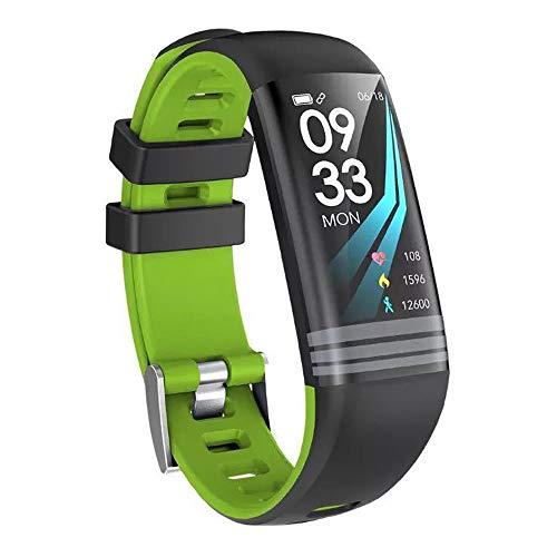 Explopur Braccialetto Intelligente con Schermo a Colori G26S Fitness Watch Tracker di attività Impermeabile Smartwatch Polsino per misurazione della Pressione sanguigna
