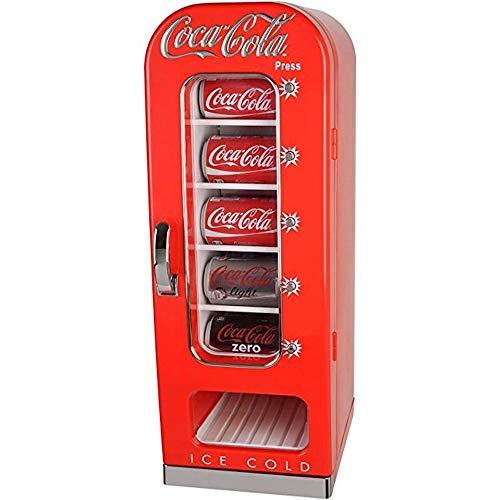 Nevera distribuidor de latas Coca-Cola
