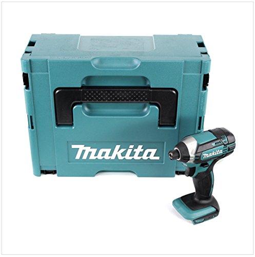 Makita DTD 152 ZJ 18V Li-Ion Akku Schlagschrauber im Makpac - ohne Akku, ohne Ladegerät